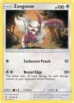 Pokemon Cosmic Eclipse card 173