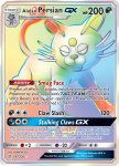 Pokemon Cosmic Eclipse card 257