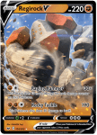 Pokemon Sword & Shield card 104