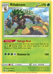 Pokemon Sword & Shield card 014