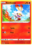 Pokemon Sword & Shield card 031