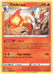 Pokemon Sword & Shield card 034