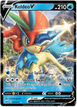 Pokemon Sword & Shield card 053
