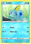 Pokemon Sword & Shield card 055