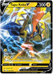 Pokemon Sword & Shield card 072
