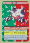 Haunter Pokemon Topsun card number 093