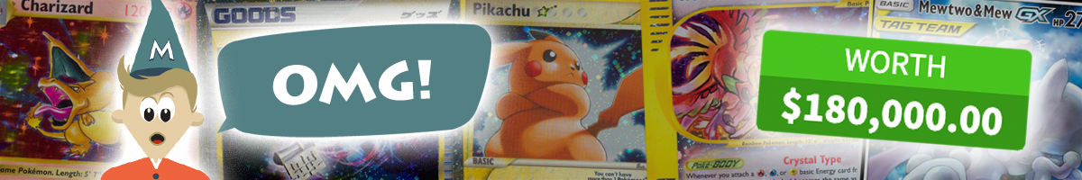 The most valuable Pokemon cards in the world