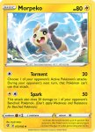 Pokemon Rebel Clash card 073
