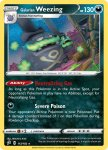 Pokemon Rebel Clash card 113