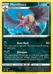 Pokemon Rebel Clash card 120