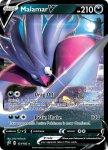 Pokemon Rebel Clash card 121