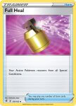 Pokemon Rebel Clash card 159