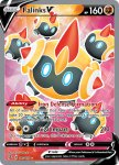 Pokemon Rebel Clash card 185
