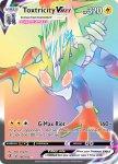 Pokemon Rebel Clash card 196
