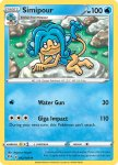 Pokemon Darkness Ablaze card 42