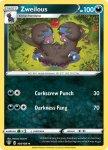 Pokemon Darkness Ablaze card 109