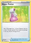 Pokemon Champion's Path card 054