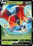 Pokemon Vivid Voltage card 020