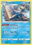 Pokemon Vivid Voltage card 035