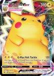 Pokemon Vivid Voltage card 044