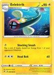 Pokemon Vivid Voltage card 058