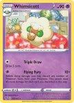 Pokemon Vivid Voltage card 076