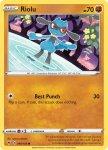 Pokemon Vivid Voltage card 090