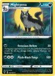 Pokemon Vivid Voltage card 104