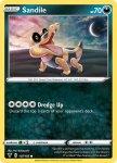 Pokemon Vivid Voltage card 107