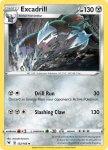 Pokemon Vivid Voltage card 122