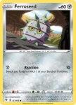Pokemon Vivid Voltage card 123