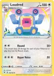 Pokemon Vivid Voltage card 136
