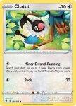 Pokemon Vivid Voltage card 139