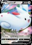 Pokemon Vivid Voltage card 140