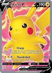 Pokemon Vivid Voltage card 170
