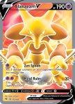 Pokemon Vivid Voltage card 172