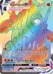 Pokemon Vivid Voltage card 189
