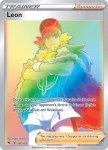 Pokemon Vivid Voltage card 195