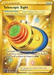 Pokemon Vivid Voltage card 203