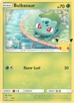 Pokemon McDonald's Collection 2021 card 1