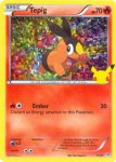Pokemon McDonald's Collection 2021 card 13