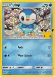 Pokemon McDonald's Collection 2021 card 20