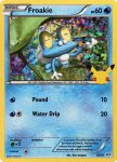 Pokemon McDonald's Collection 2021 card 22