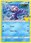 Pokemon McDonald's Collection 2021 card 23