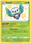 Pokemon Shining Fates card SV001
