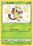 Pokemon Shining Fates card SV004