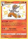 Pokemon Shining Fates card SV017