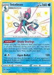 Pokemon Shining Fates card SV027