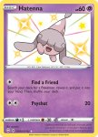 Pokemon Shining Fates card SV054