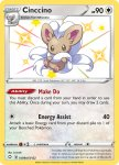 Pokemon Shining Fates card SV094